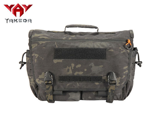 China Multi - Pockets Anti Theft Messenger Bags , 15.6 Inch Multifunction Laptop Bag supplier