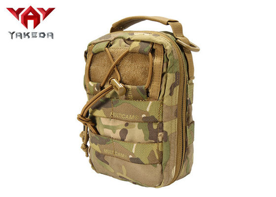 Tactical Molle Utility Pouch EMT Bag Portable Outdoor Hiking Military Pouch