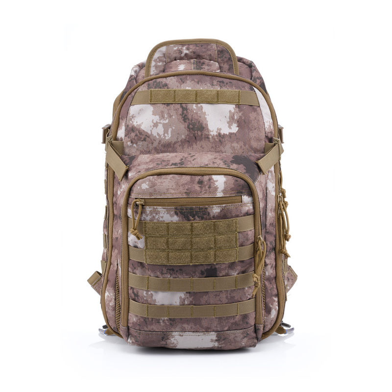 China Hiking Tactical Day Pack Nylon 45L With Molle System , Tactical  Rucksack supplier 859bcb0c95