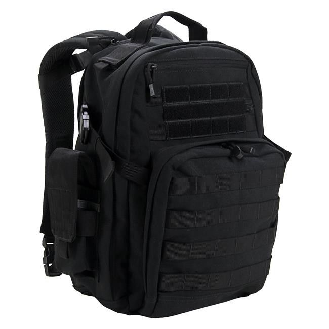 5da91b44be68d Black Tactical Performance 3 Day Pack , Packable Day Pack For Hiking