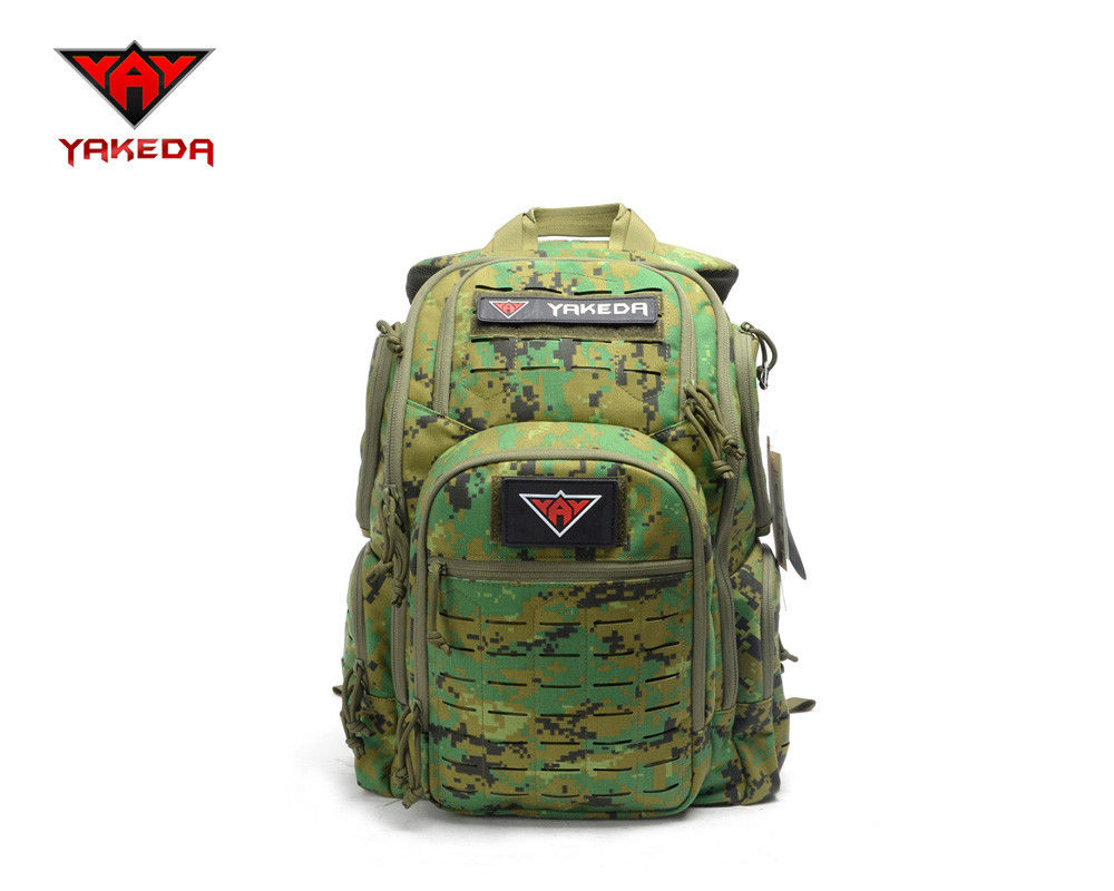 0b38df27f174 China Waterproof Camouflage Army Tactical Gear Backpack for Outdoor Sport  Camping Hunting Trekking supplier
