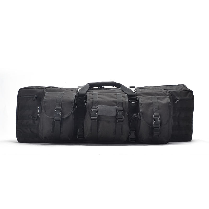 eae13c3ffcf49 China Outdoor Military Hunting Tactical Gun Bags , Long Multiple Rifle Case  Backpack supplier
