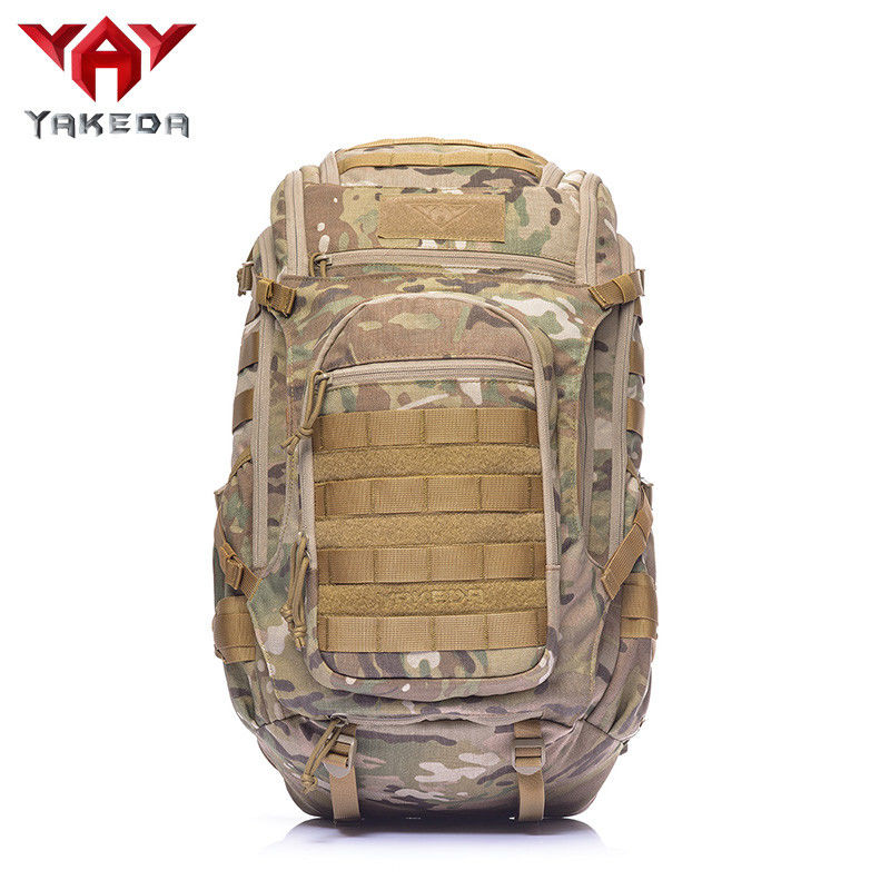 40L Tactical Gear Backpack , Large Army 3 Day Assault Pack Molle Bug Out Bag 1f805b7146
